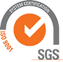 Systen certification ISO 9001